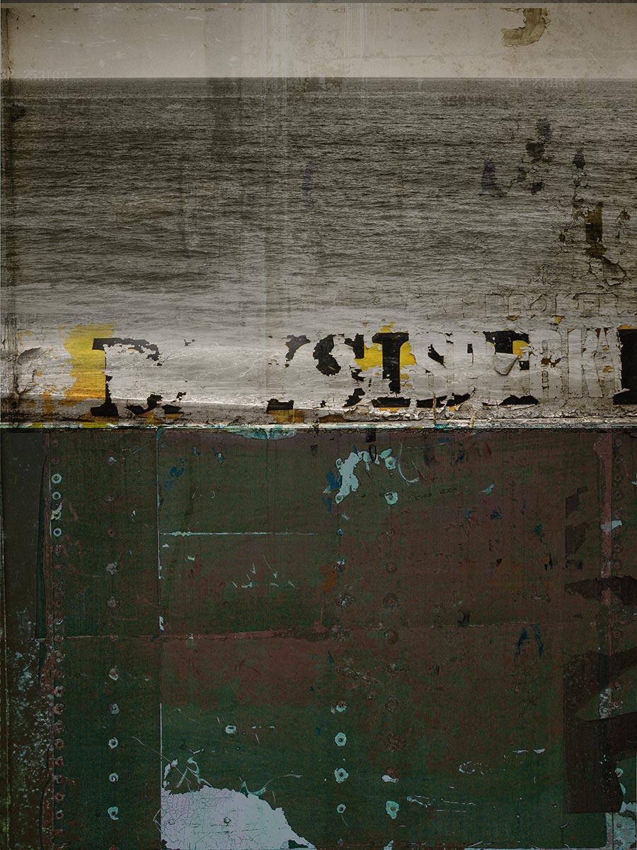The Disintegration Series No. 05