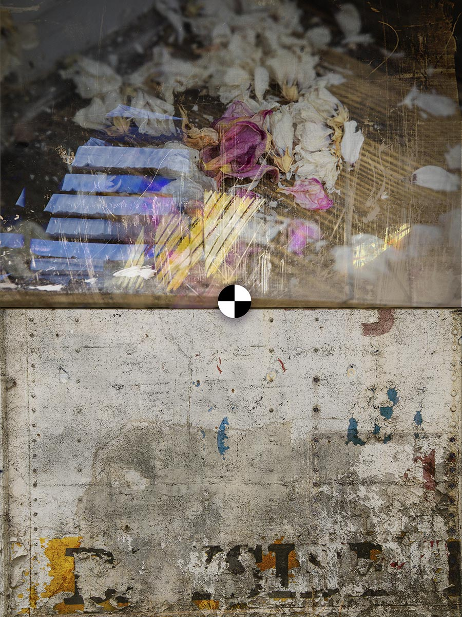 The Disintegration Series, No. 08