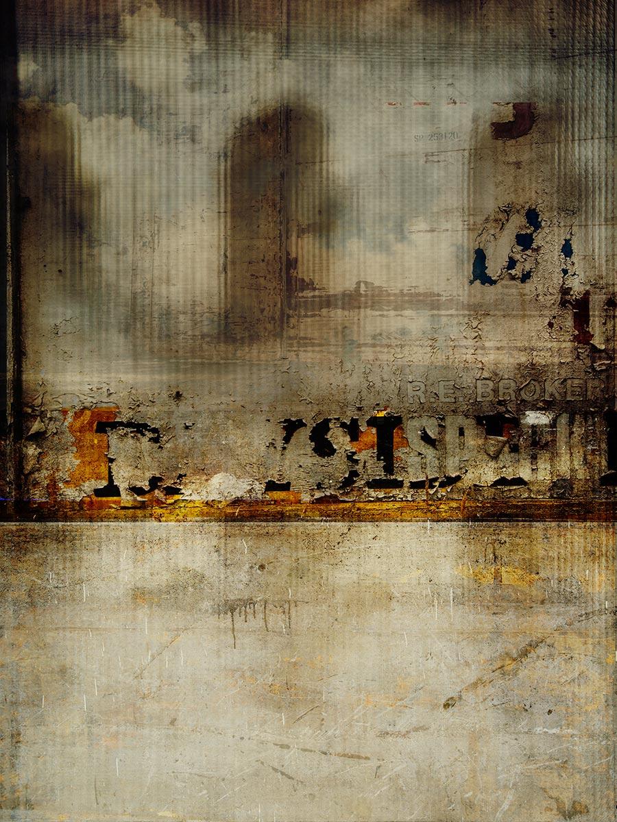 The Disintegration Series, No. 09