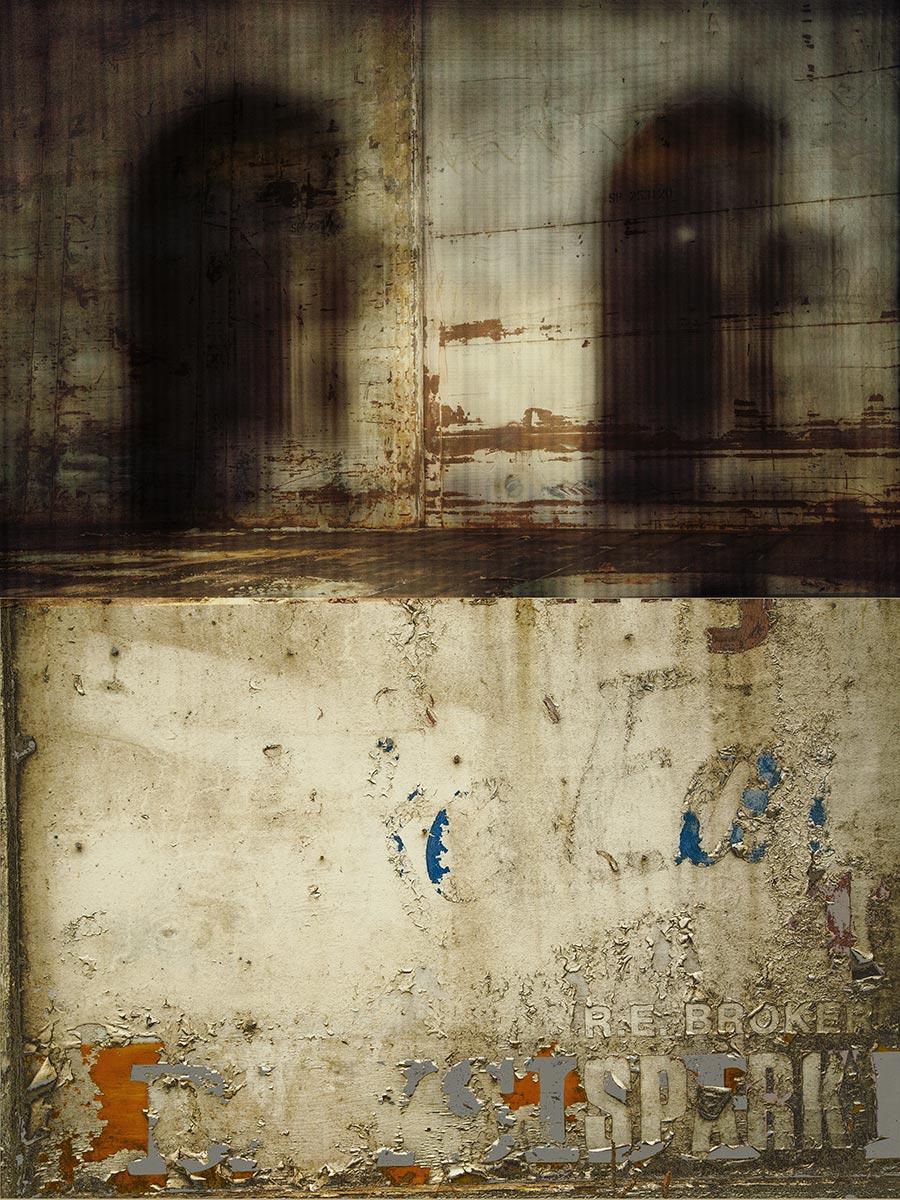 The Disintegration Series, No. 10